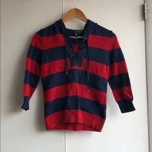 Ralph Lauren Rugby style sweater